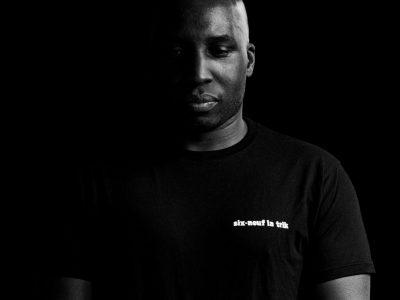 Tee-shirt 69 LA TRIK noir