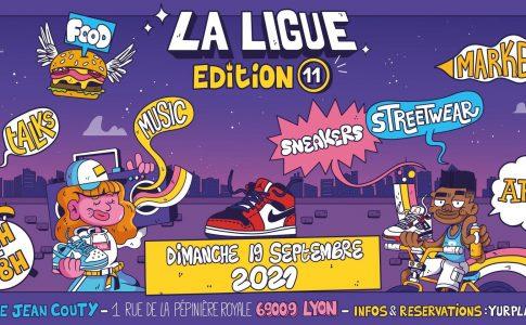 LA LIGUE ÉDITION 11